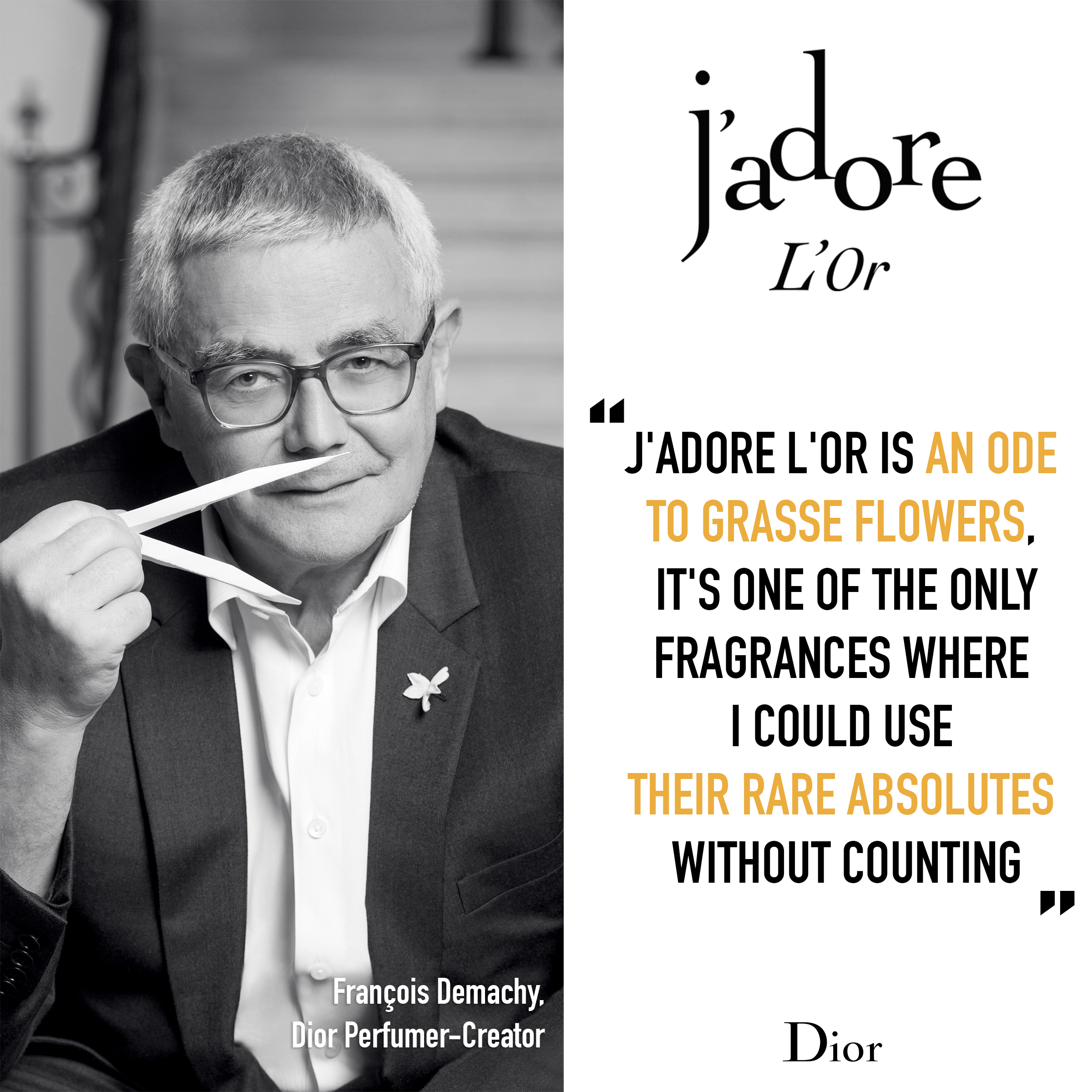 J'Adore L'Or EdP 40 ml