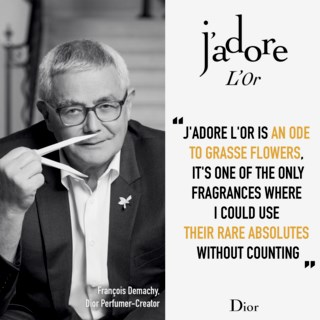 J'adore L'Or Essence de Parfum 40ml