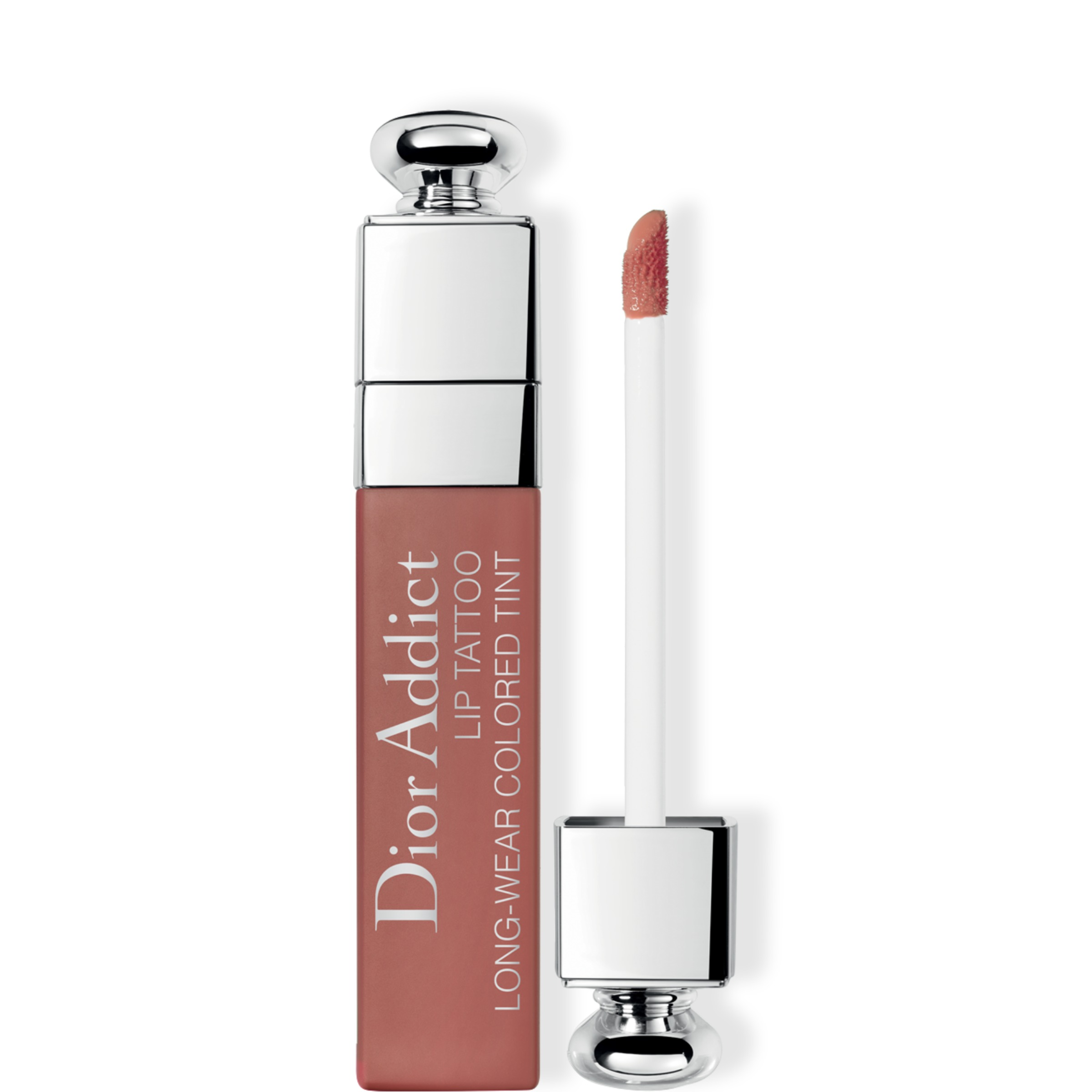 Addict Lip Tattoo Tinted Lip Gloss 421 Natural Beige