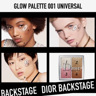 Glow Face Palette 001 Universal