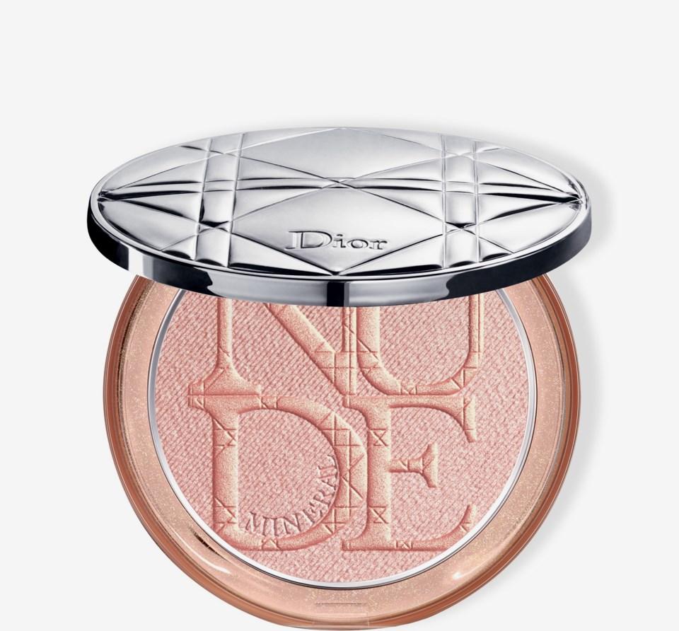 Diorskin Mineral Nude Luminizer Powder 02 Pink Glow