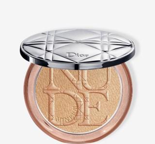 Diorskin Mineral Nude Luminizer Powder 03 Golden Glow