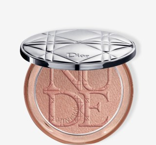 Diorskin Mineral Nude Luminizer Powder 05 Rose Glow