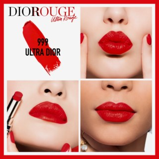 Rouge Dior Ultra Rouge 999 Ultra Dior