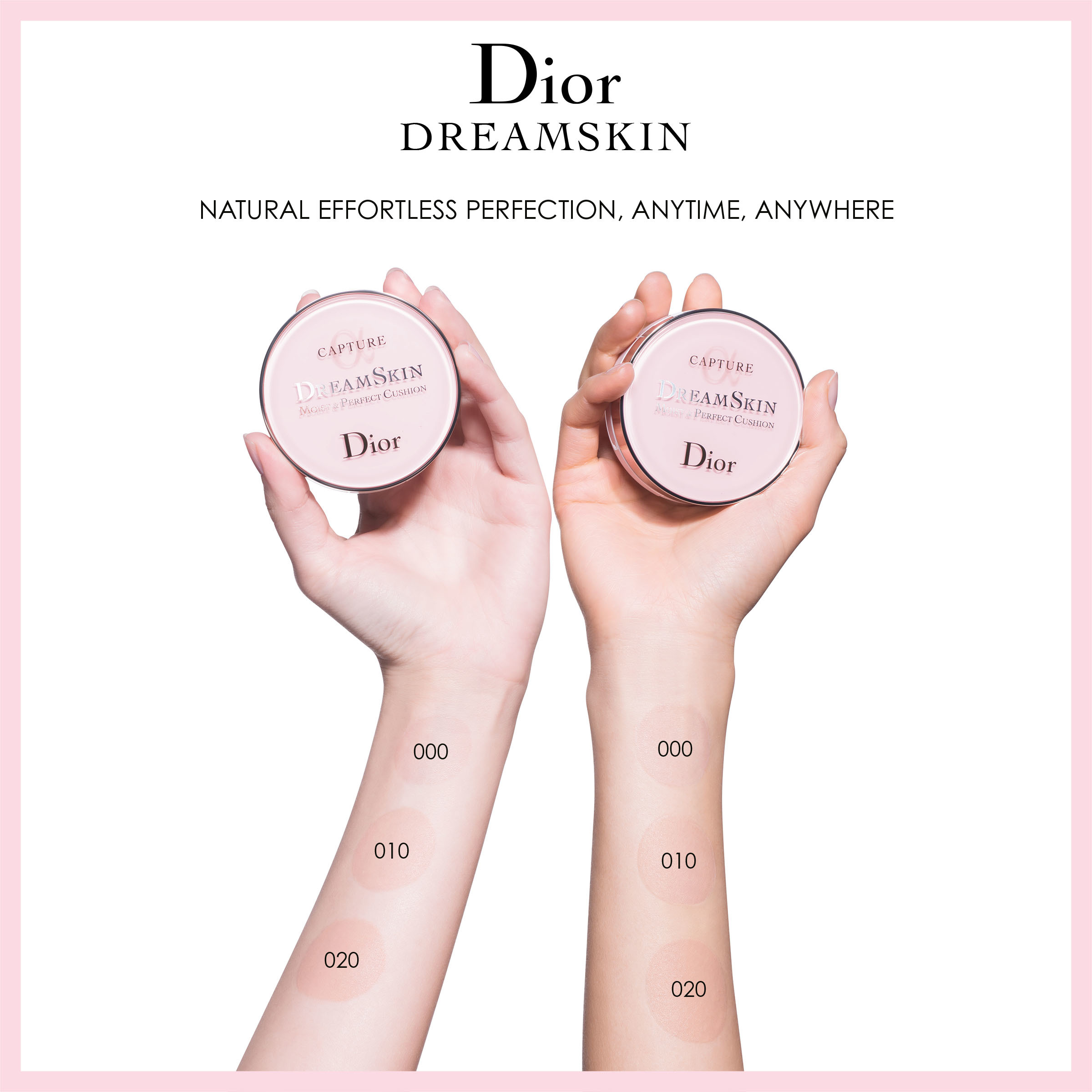 Capture Dreamskin Moist & Perfect Cushion 20