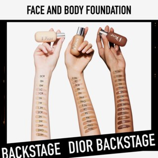 Face & Body Foundation 2W Warm