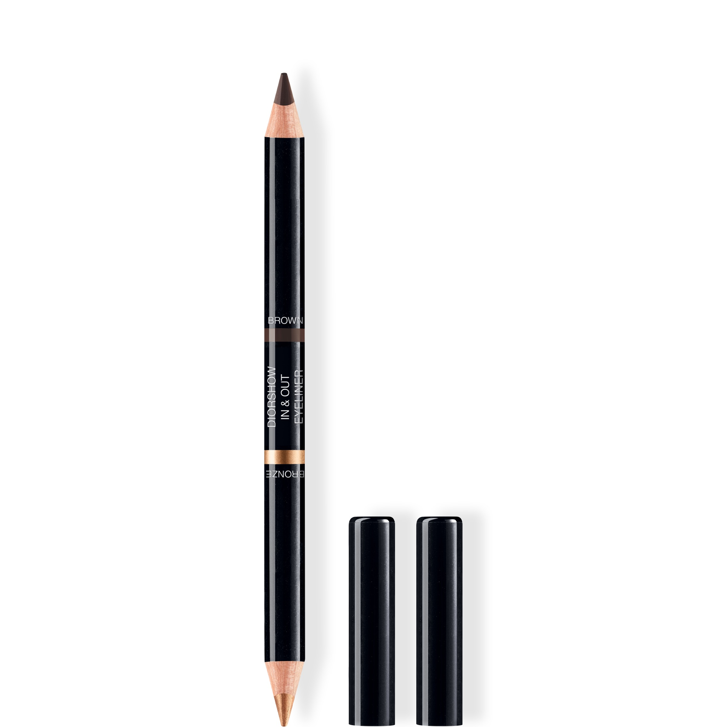 Diorshow In/Out Eyeliner Limited Edition 002 Bronze/Brown
