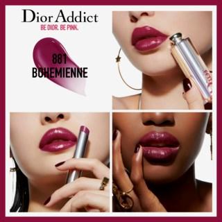 Addict Stellar Shine Lipstick 881 Bohémienne