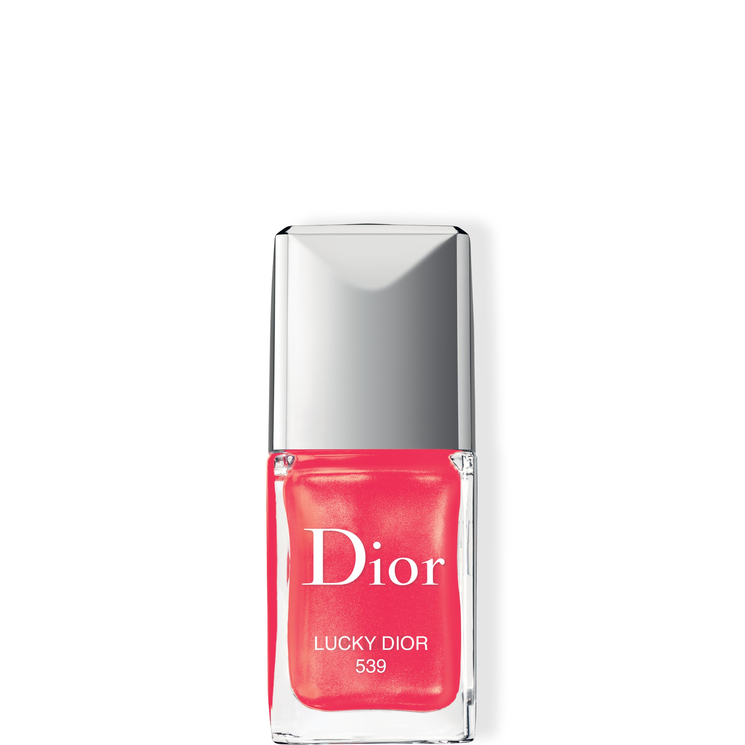 Vernis Nail Polish 539 Lucky Dior