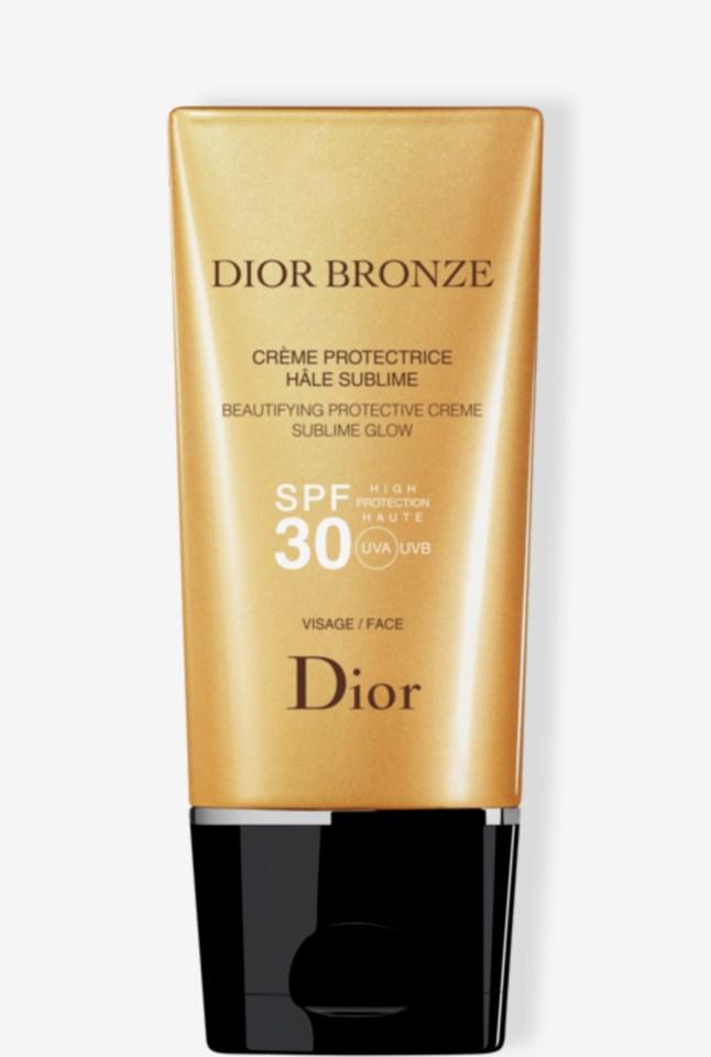 Bronze Face Protective Creme SPF30 50ml
