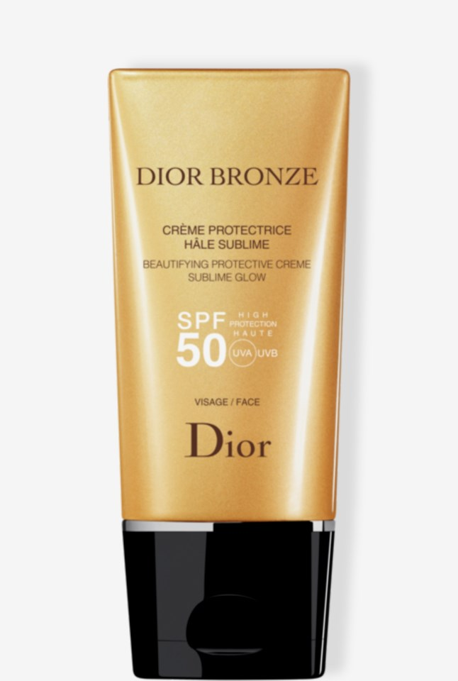Diorbronze Face Protect Creme 50 ml