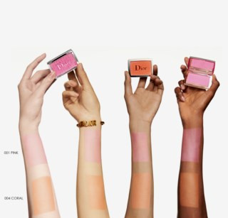 Rosy Glow Blush 001Pink
