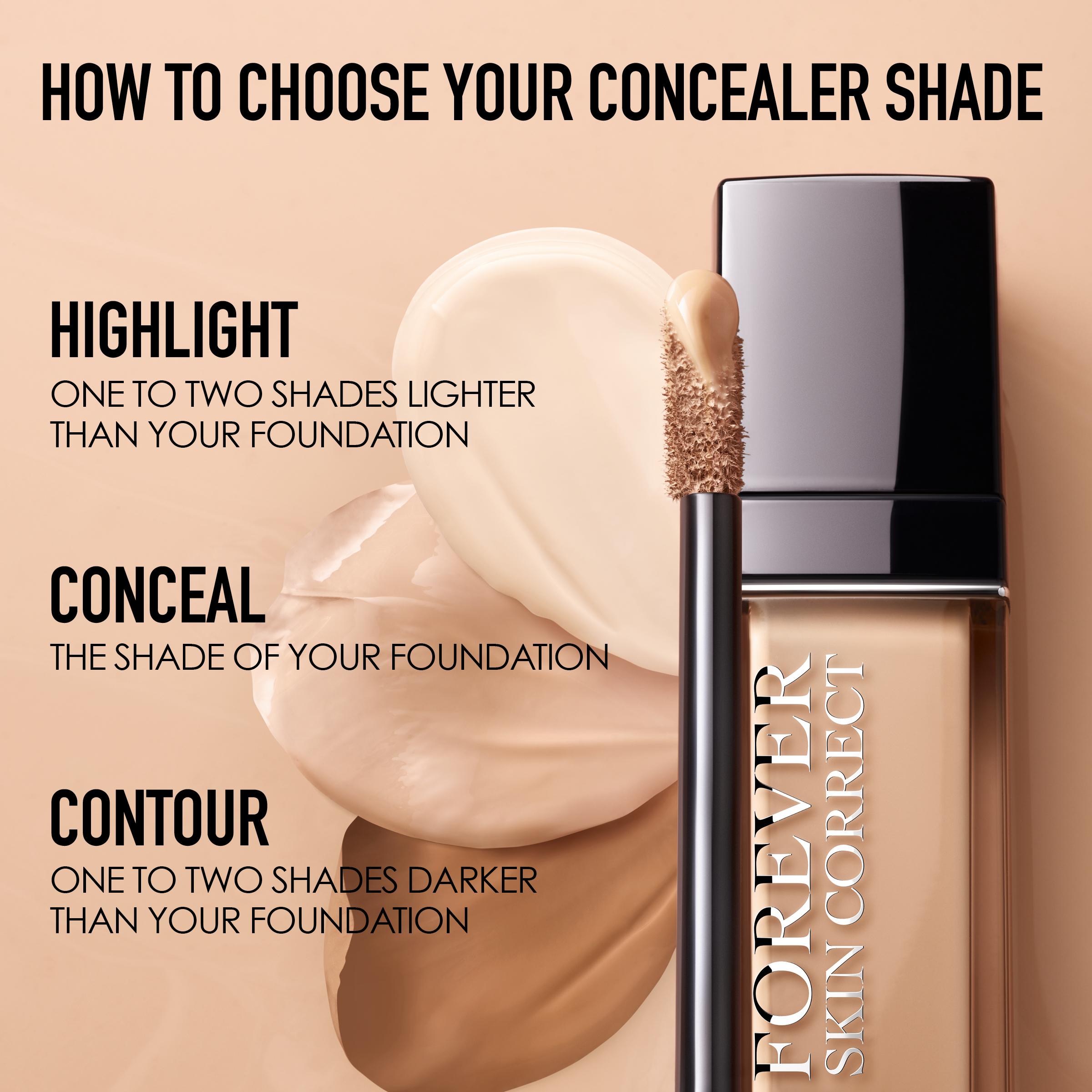 Forever Skin Correct Concealer 9N Neutral - DIOR - KICKS