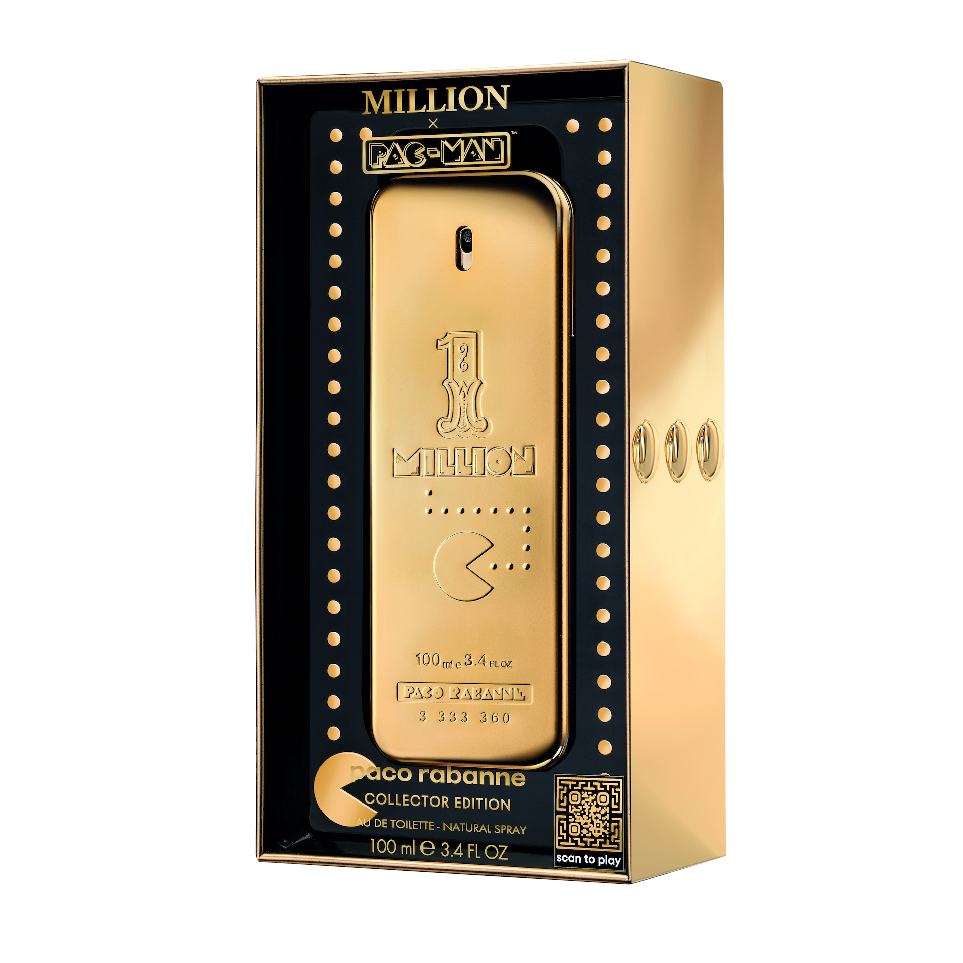 1Million Pacman Collector EDT 100ml