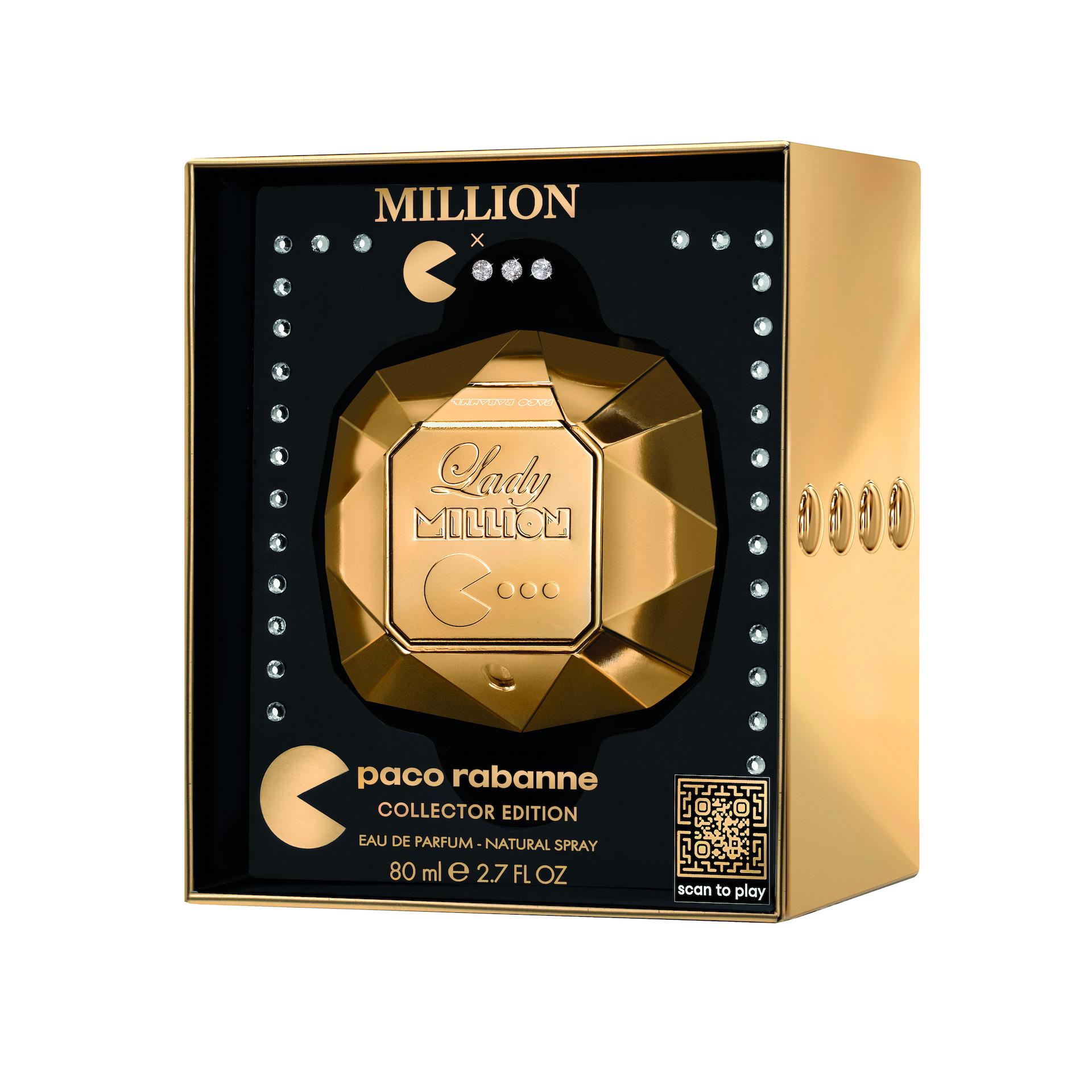 Lady Million Pacman Collector EDP 80ml