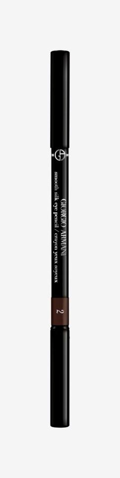 Smooth Silk Eye Pencil 02Brown