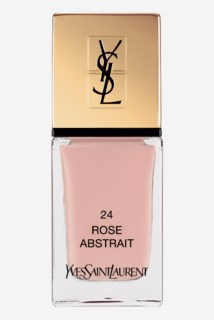 La Laque Couture Nail Polish 24 Rose Abstrait