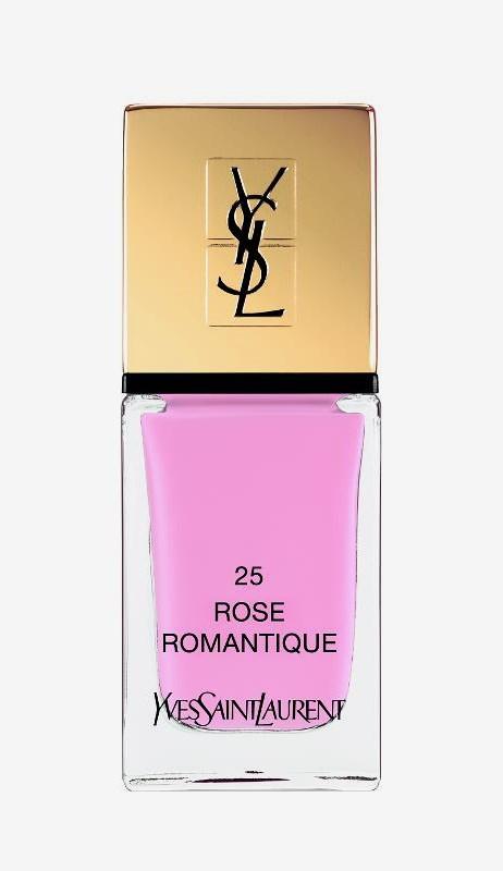 La Laque Couture Nail Polish 25 Rose Romantique