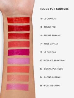 Rouge Pur Couture Lipstick 22 Rose Célébration