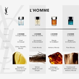 L'Homme EdT 60 ml