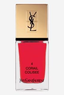 La Laque Couture Nail Polish 04 Corail Colisee