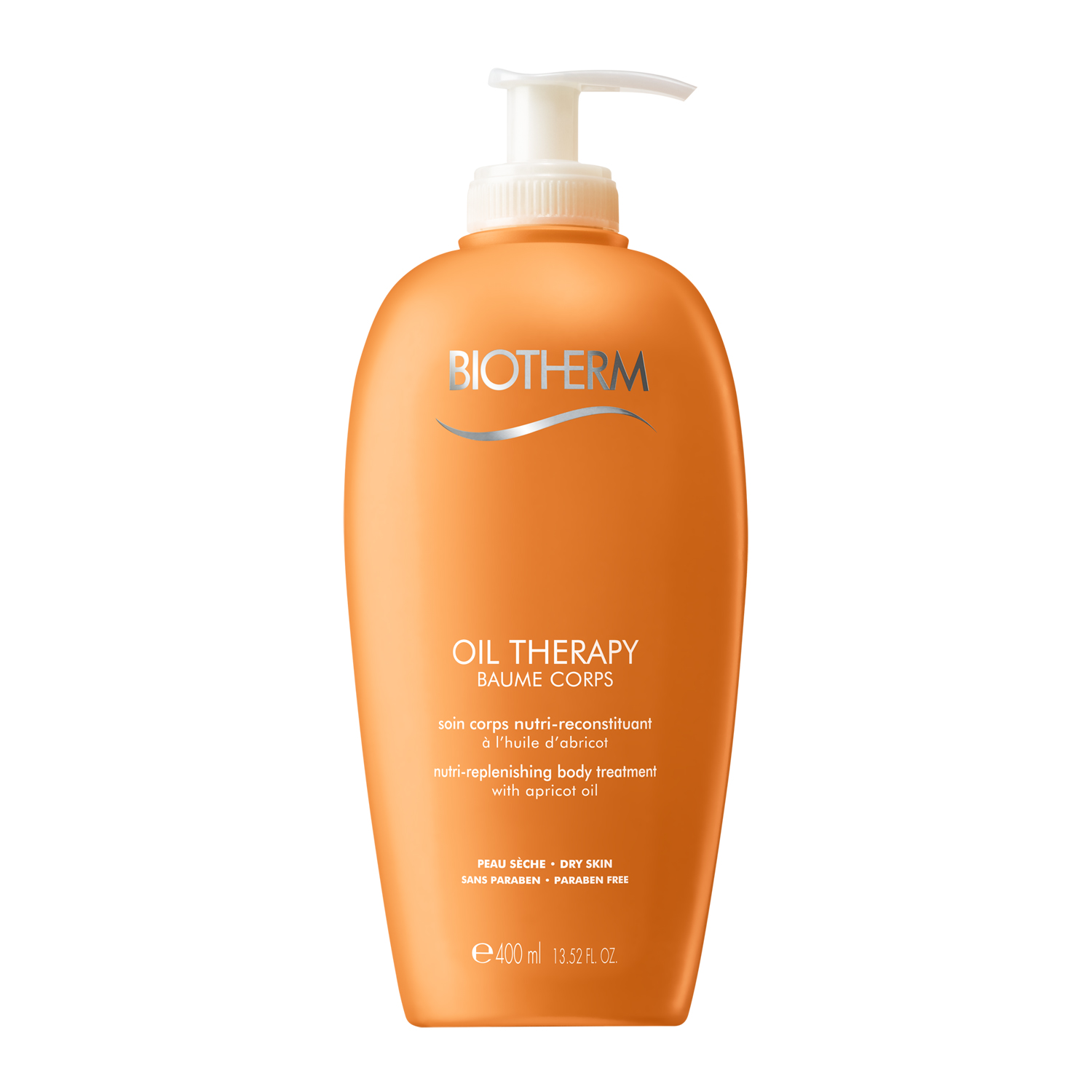 Oil Therapy Baume Corps 400ml