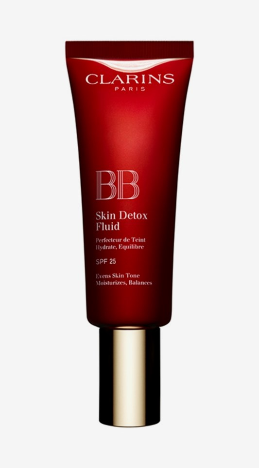 BB Skin Detox Fluid foundation 3 Dark