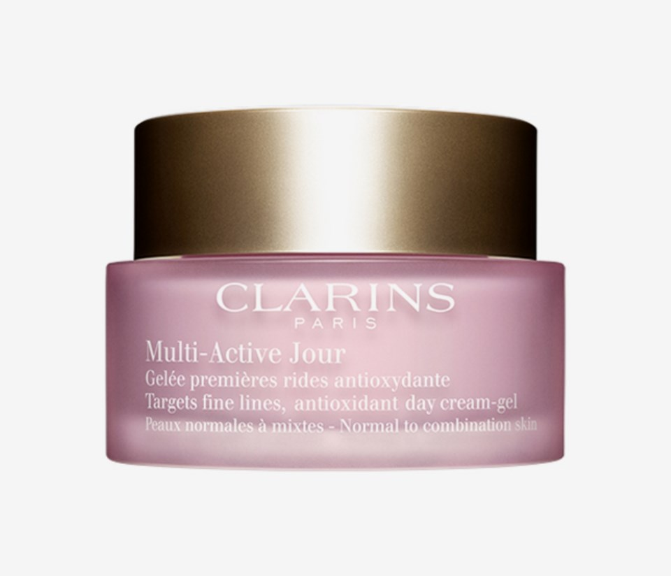 Multi-Active Jour Cream-Gel for Normal to Combination Skin 50ml