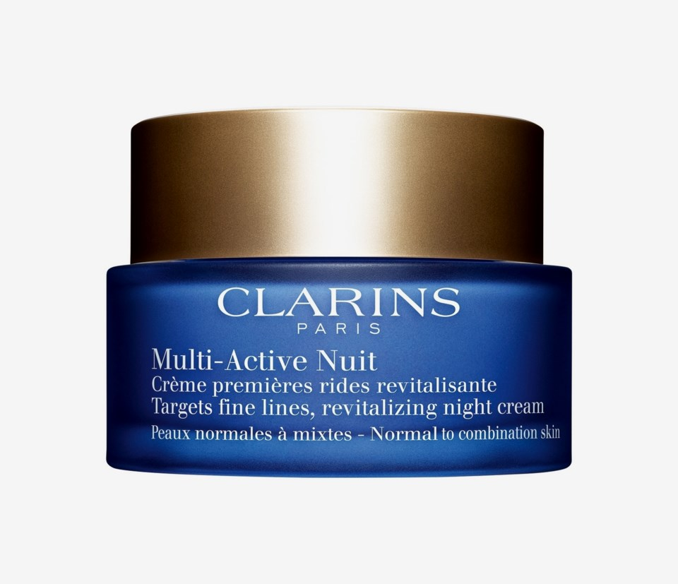 Multi-Active Nuit Normal to combination skin 50ml