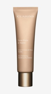 Teint Pores & Matite Foundation 4 Nude Amber