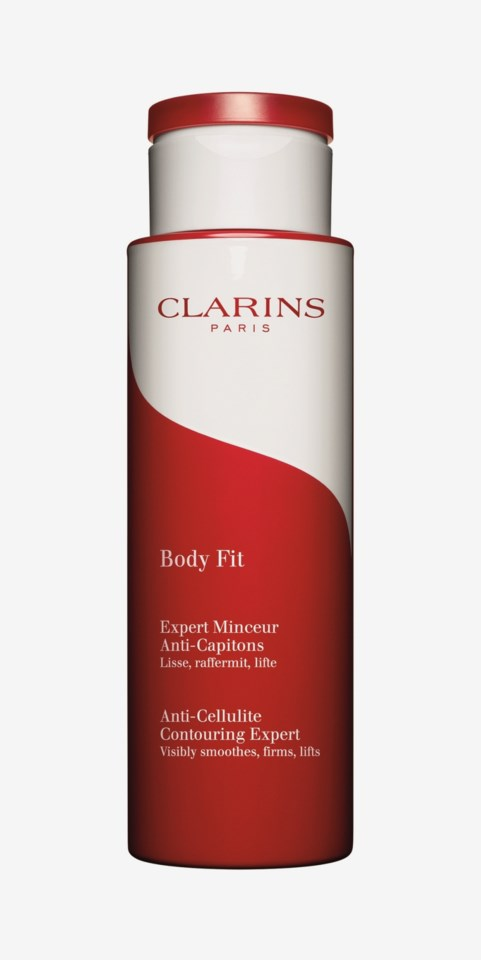 Body Fit Expert Minceur Anti-Capitons Cellulite Cream 200 ml