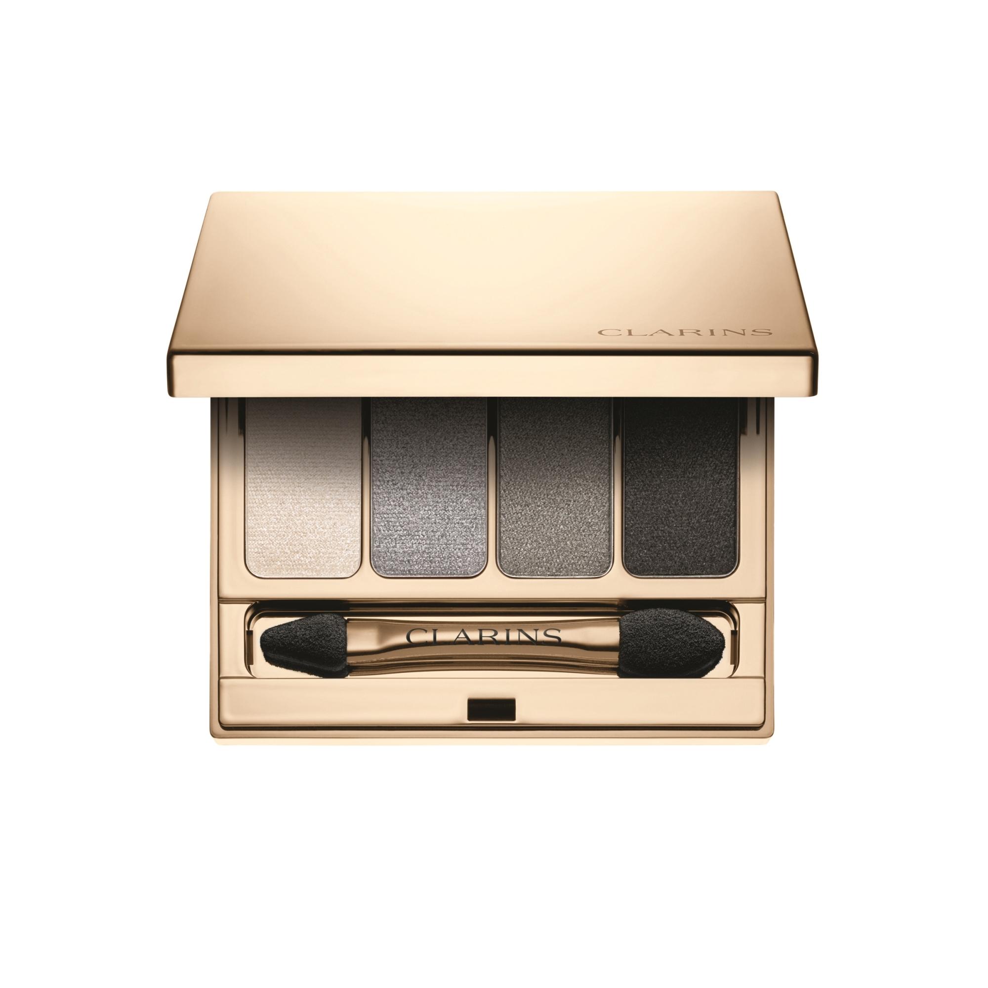 4-Colour Eye Shadow Palette 05Smokey
