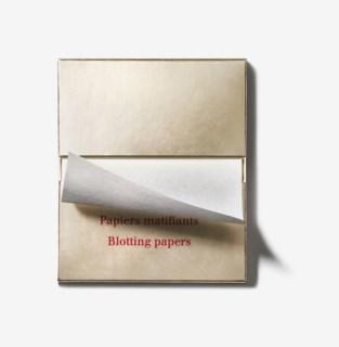 Papiers Matifiant Kit Pores & Matite Refill