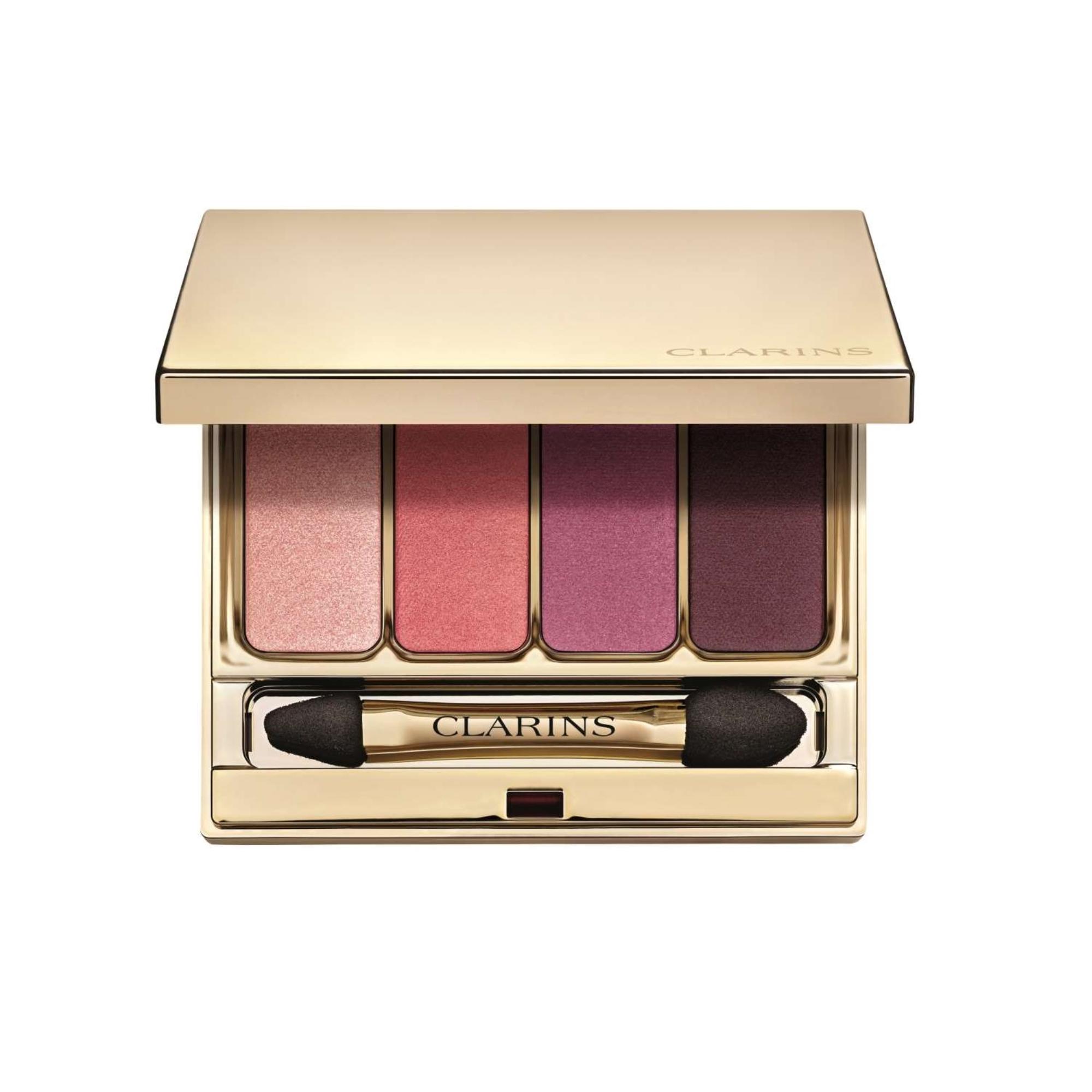 4-Colour Eye Shadow Palette Lovely Rose