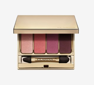 4-Colour Eye Shadow Palette Lovely Rose