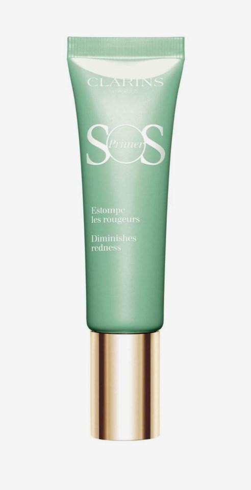 SOS Primer Green