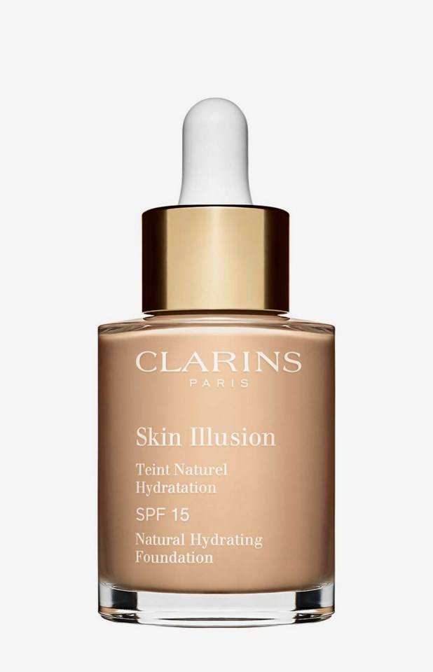 Skin Illusion SPF15 30 ml 105 Nude