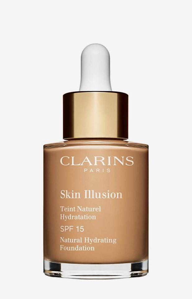 Skin Illusion SPF15 30 ml 110Honey