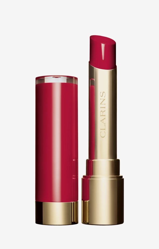 Joli Rouge Lacquer Lipstick 760 Pink Cranberry