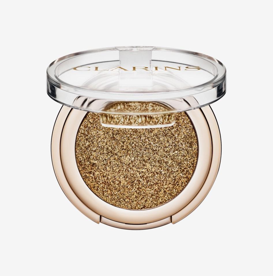 Ombre Sparkle Eye Shadow 101 Gold Diamond