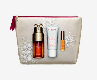 Clarins Double Serum Collection