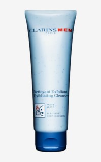 Clarins Men Exfoliating Cleanser 125 ml