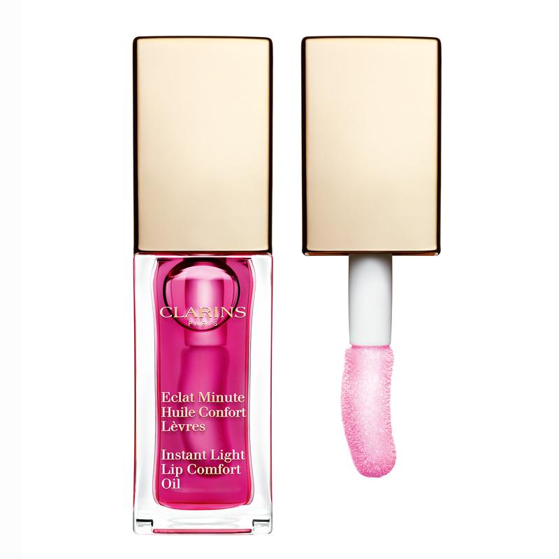 Instant Light Lip Comfort Oil 02Raspberry