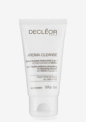 Aroma Cleanse 3 in 1 Hydra-Radiance Foam 50 ml