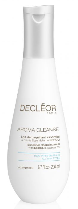 Essential Cleansing Milk Facial Cleanser 200ml