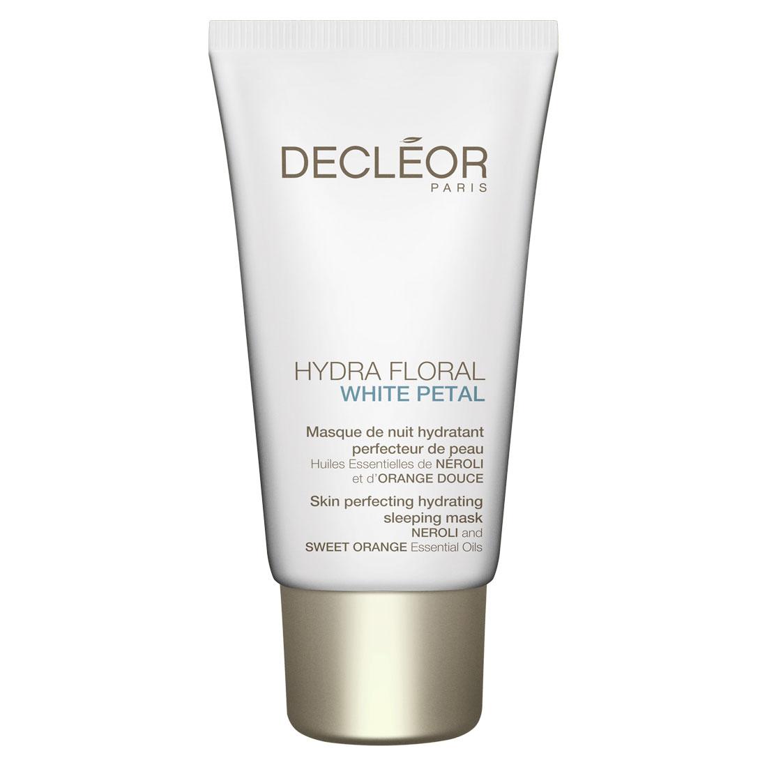 Hydra Floral White Petal Reparing & Renovating Sleeping Mask 50ml