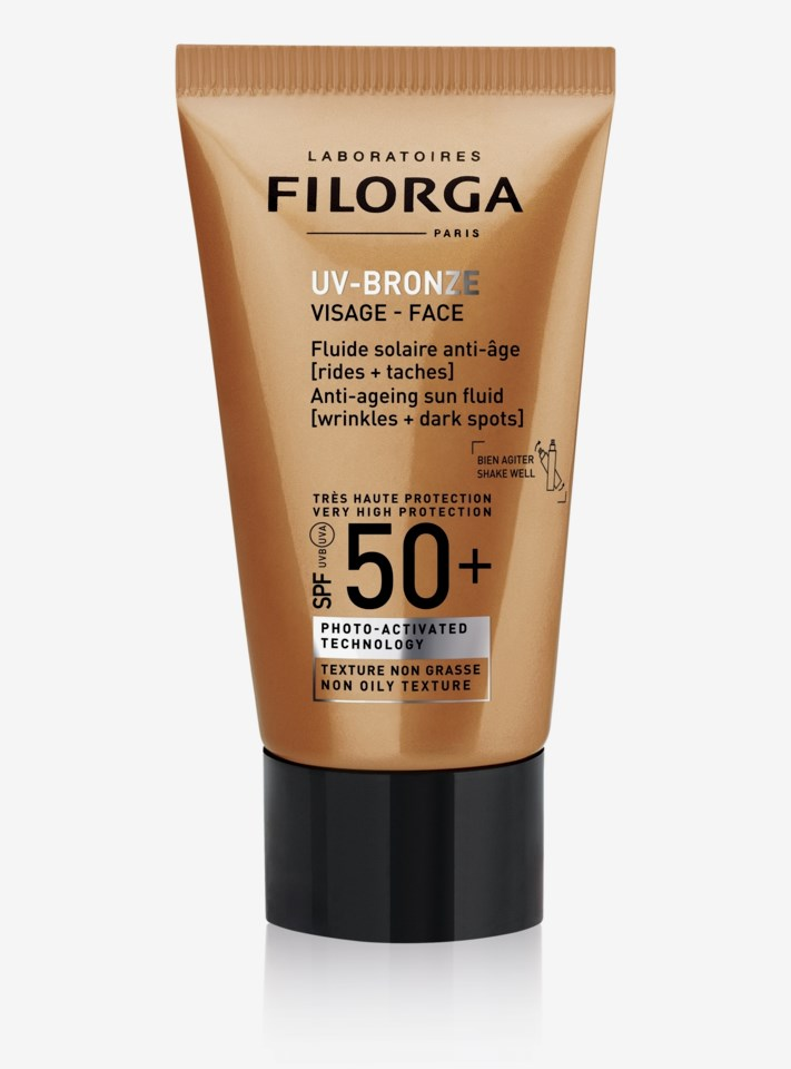 UV Bronze Face SPF 50+ 40 ml