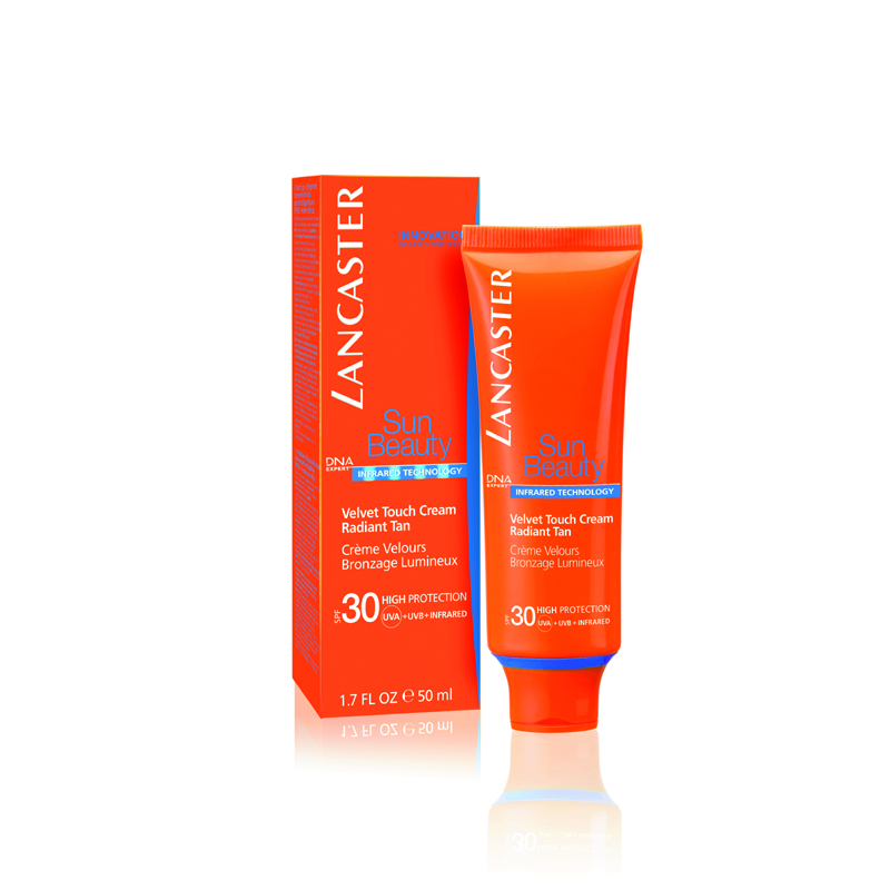 Lancaster Velvet Touch Cream Radiant Tan SPF 30 50 ml