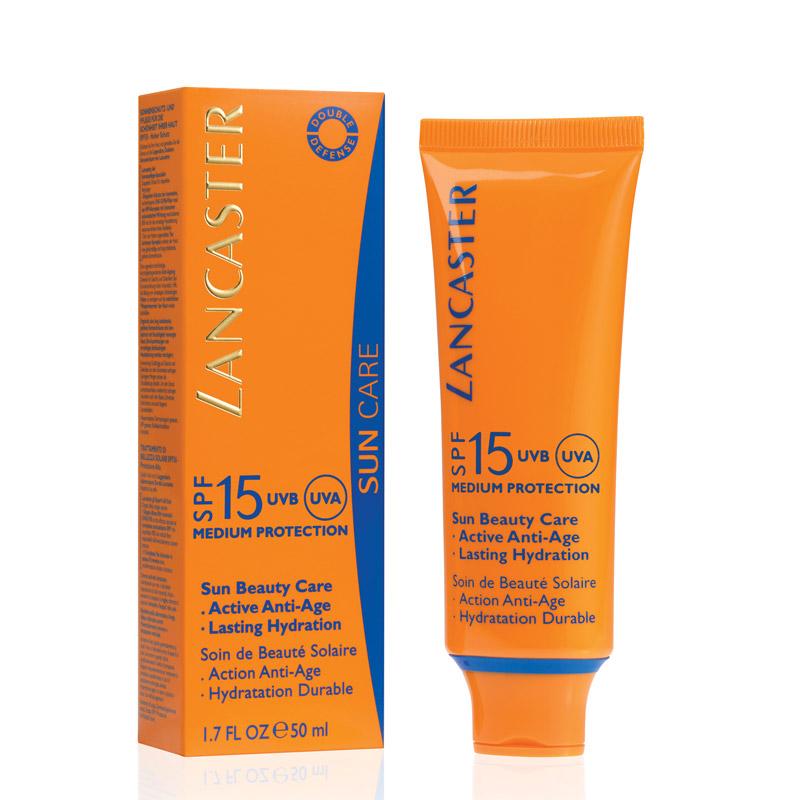 Sun Beauty Care Face SPF 15 50ml
