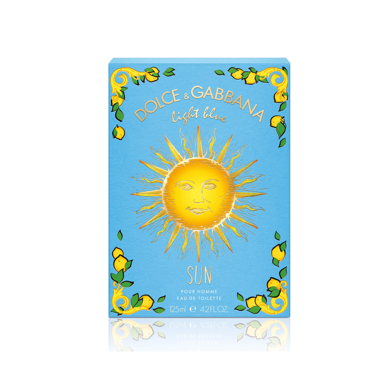 Light Blue Sun Edt 75ml